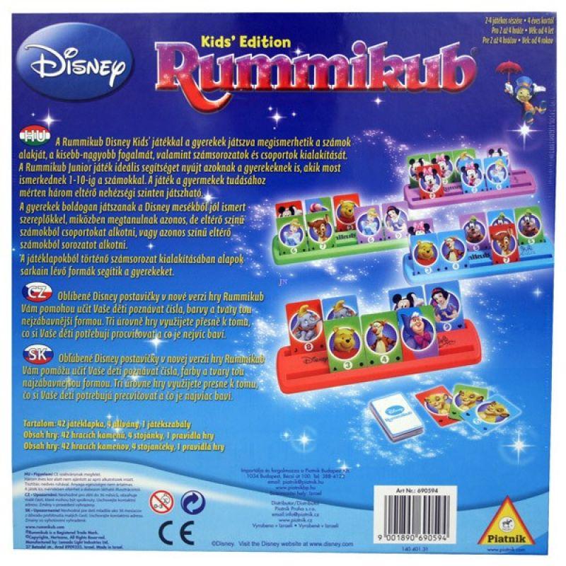 how to play rummikub junior