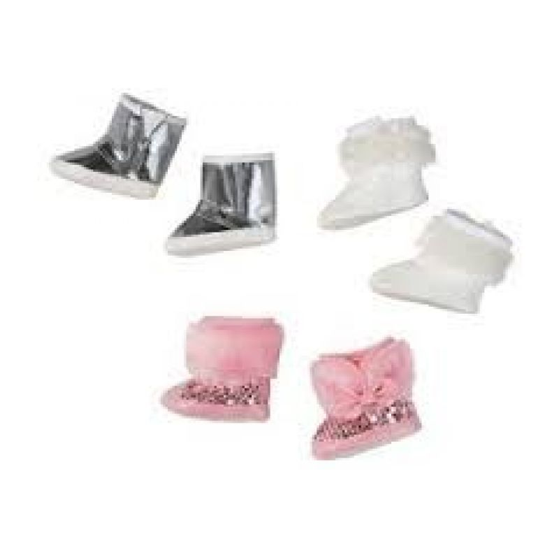 bca0bac604719 Zapf Creation Baby Born 819449 - Zimné topánky | Značkové detské ...