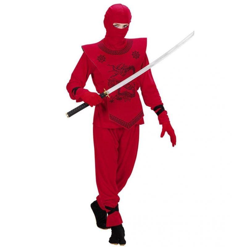 5d05e0bbf926 ... Widmann 74536 - Kostým dračí Ninja 128 S ...
