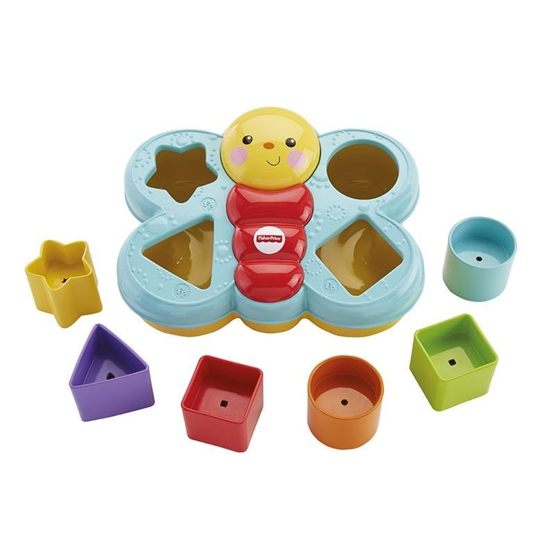 4c3ab7582 Fisher Price Motýlik - Učíme sa tvary | Značkové detské hračky a ...