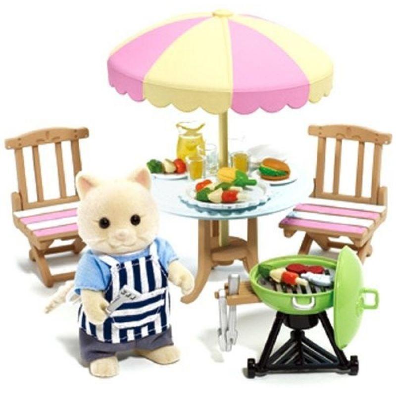 683c22c820bb Sylvanian Families 2239 - záhradný barbecue set