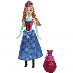 02ba15a93 Mattel Disney Frozen BDK31-BDK32 - Bábika Ľadové kráľovstvo Magická premena  Anna