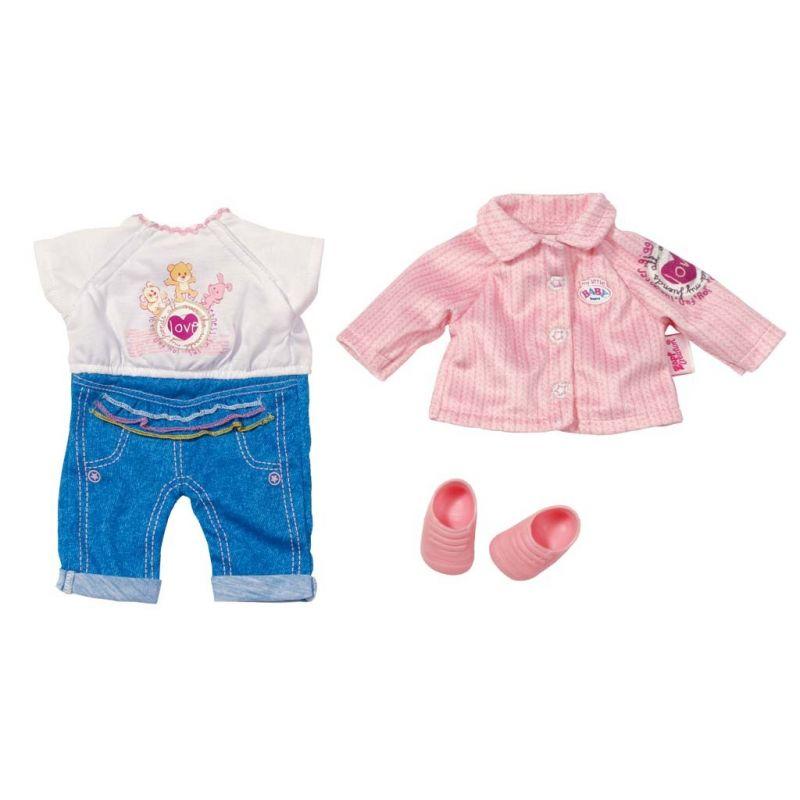 9873dd38db7a Zapf Creation Baby Born My Little 820865 - Oblečenie do mesta