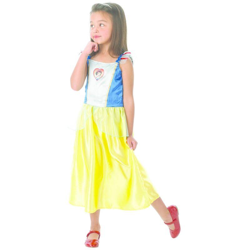 29f029ec4952 Rubies 886510L - Kostým Princezná Snehulienka 122 - 128