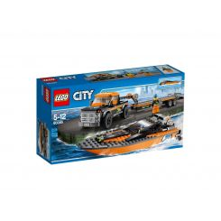LEGO City Great Vehicles 60085 Motorový čln