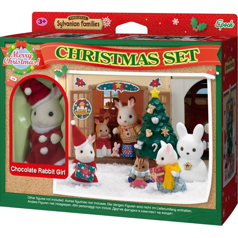 3695b93888 Sylvanian Families 2225 Vianočný darčekový set