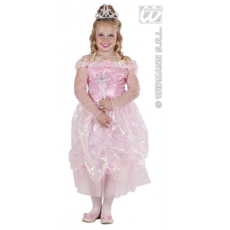 Widmann 4109P - Kostým princezná ružová 110 - 116 XS  b9232722539