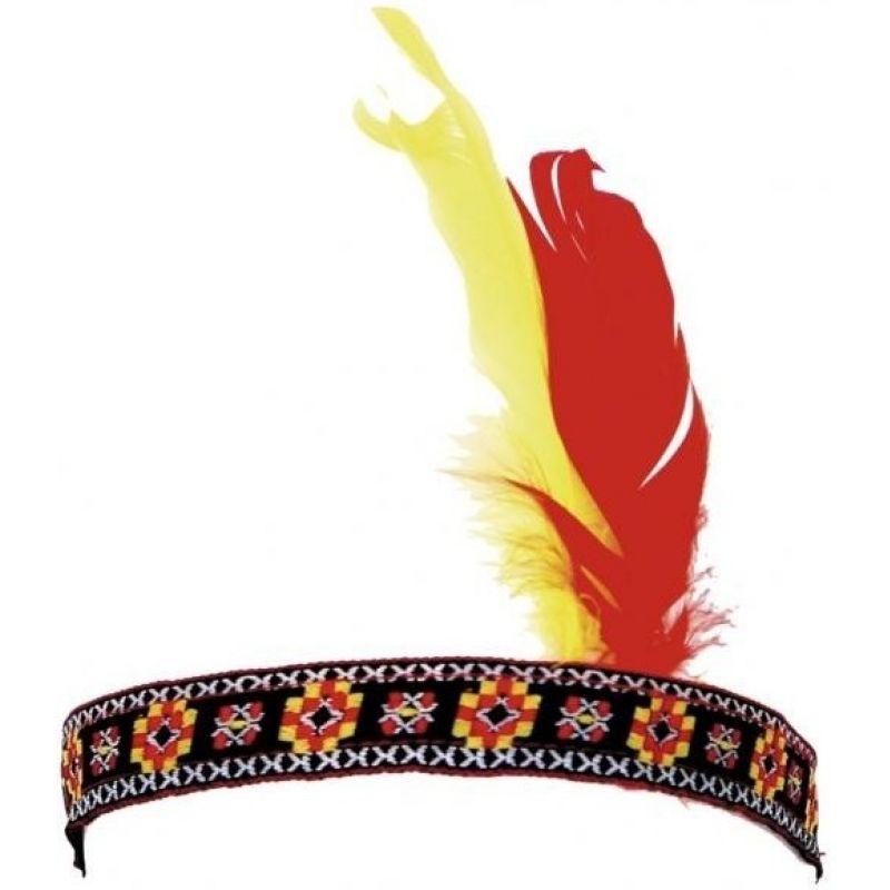2989e698d18 Widmann 3304F - Indiánska čelenka