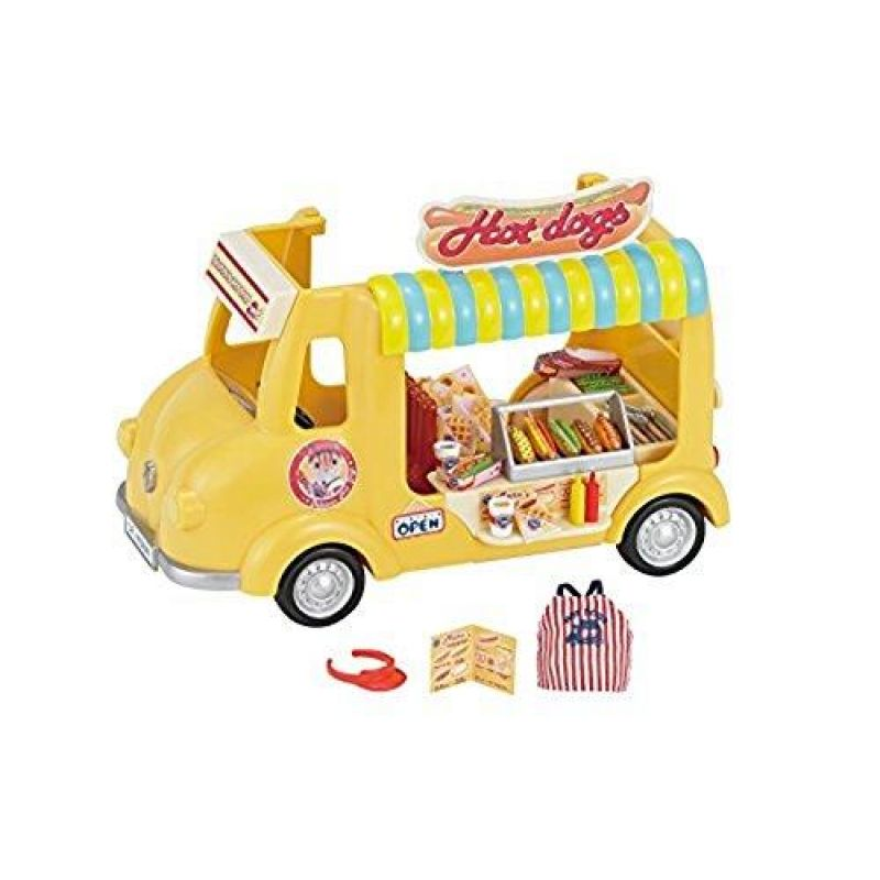 b9ba42d98478 Sylvanian Families 5240 Pojazdný obchod s Hot dogmi