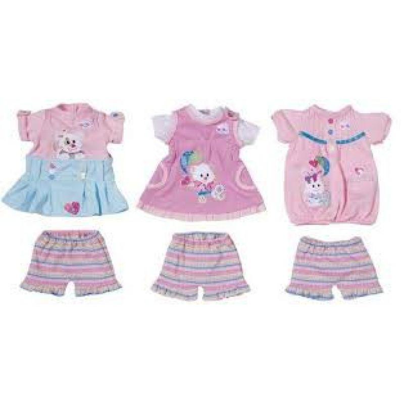 81c554ce5 Zapf Creation Baby Born My Little 818084 - Oblečenie pre bábiku 32cm rôzne  farby