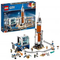 LEGO City 60228 Deep Space Rocket and Launch Control