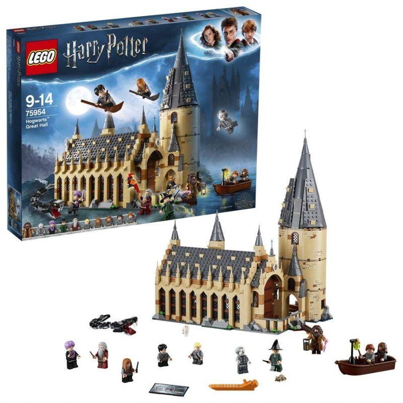 a4bf70131 LEGO Harry Potter 75954 Rokfortská aula | Značkové detské hračky a ...