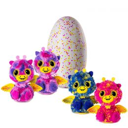 Spin Master 6037097 Hatchimals Surprise Dvojčatá žirafky