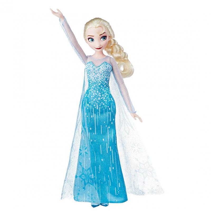 406deb014 Hasbro E0315 Frozen Princezná bábika Elsa Ľadové kráľovstvo ...