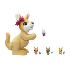 Hasbro E6724 Fur Real Friends Klokanica Josefínka
