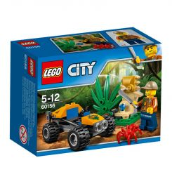 LEGO City 60156 Bugina do džungľe