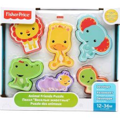 Fisher Price CMY38 Puzzle so zvieratkami