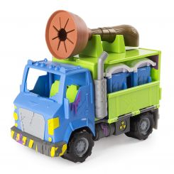 Spin Master 6037333 Flush Force Potty wagon auto dodávka