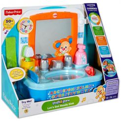 Fisher Price DRH29  Intelligens mosdókagyló