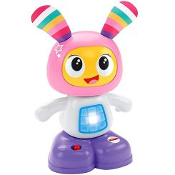 Fisher-Price FRP13 Mini BeatBelle  robot rózsaszín