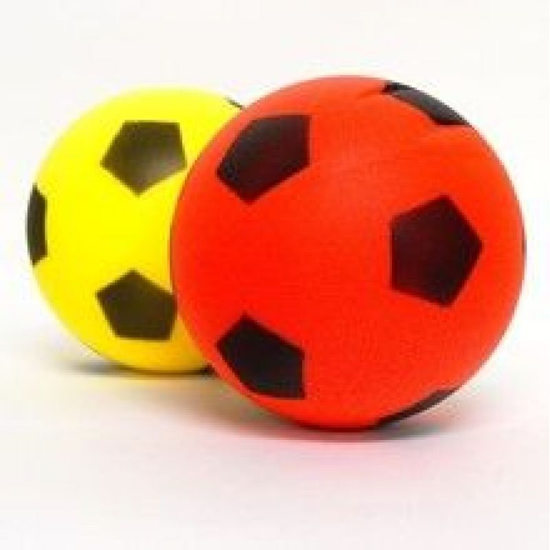 c6389a8008d57 Adriatic AD82 Penová lopta futbalová 12 cm | Značkové detské hračky ...