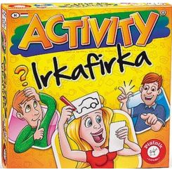 Piatnik 768576 Activity Irkafirka