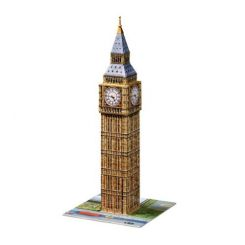 Ravensburger 3D 12554 Puzzle Big Ben London 216 ks