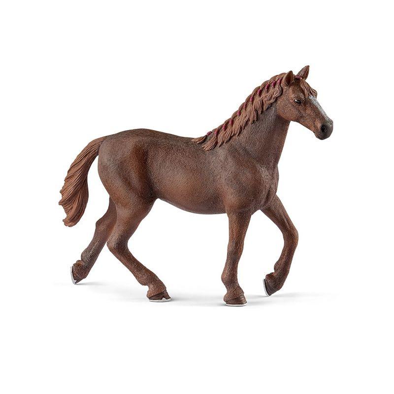6d315d467 Schleich 13855 zvieratko kôň Anglický plnokrvník kobyla | Značkové ...