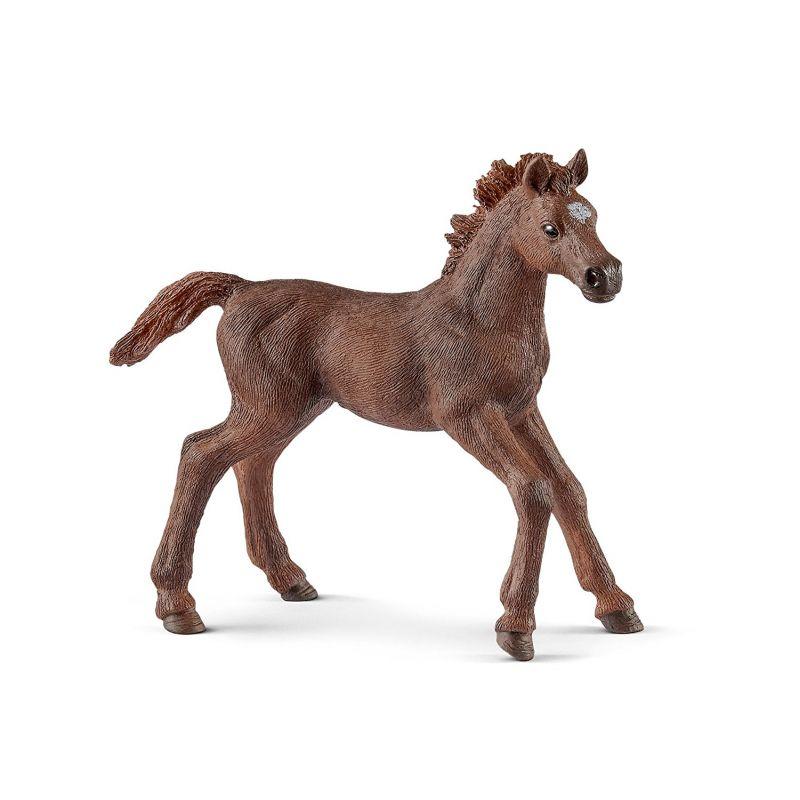 f172ee96f Schleich 13857 zvieratko kôň Anglický plnokrník žriebä | Značkové ...