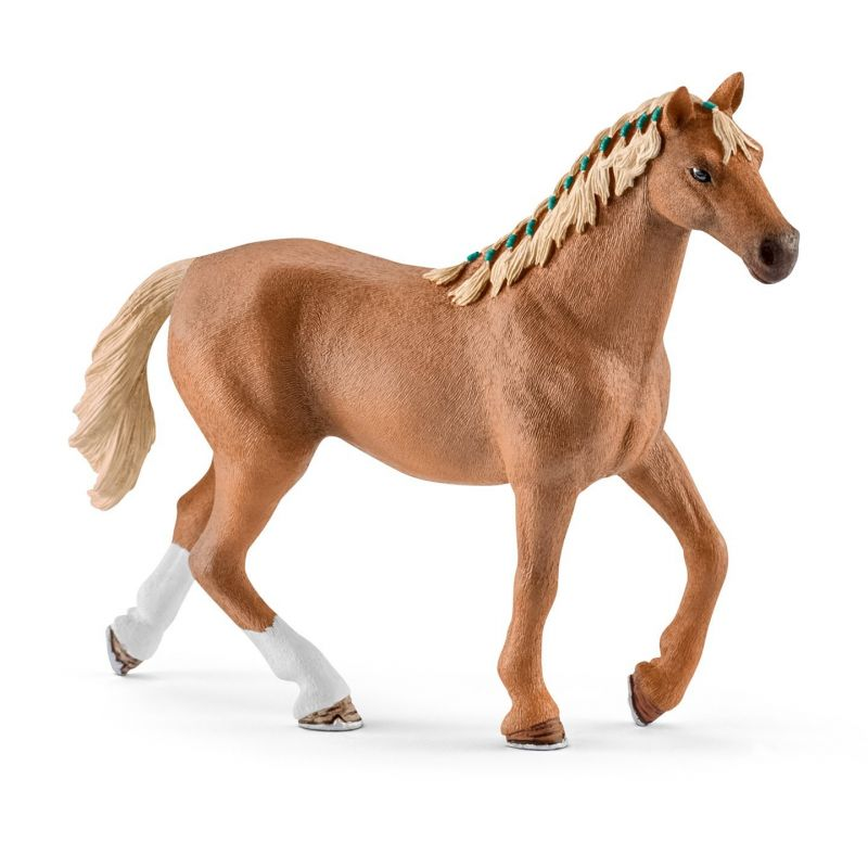 ecc19e635 Schleich 42360 zvieratko kôň Anglický plnokrvník s prikrývkou ...