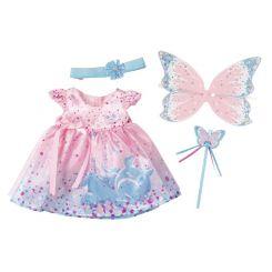 09b4a9057ab6 Zapf Creation Baby Born 823644 Trblietavé šaty s krídelkami