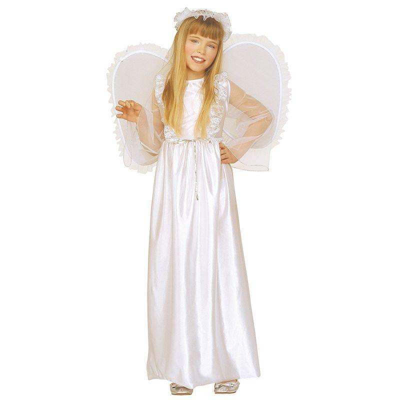 Widmann 33456 - Kostým anjel 128 S  774f7fd84e3