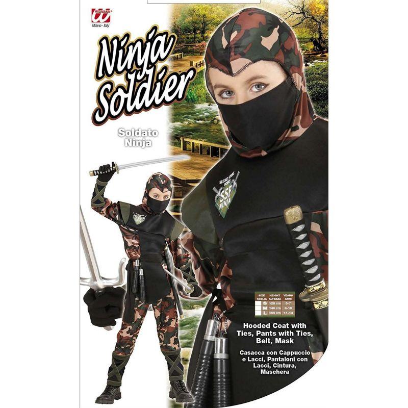 ab5b98d162d6 ... S · Widmann 76526 - Kostým Ninja vojenský 128 ...