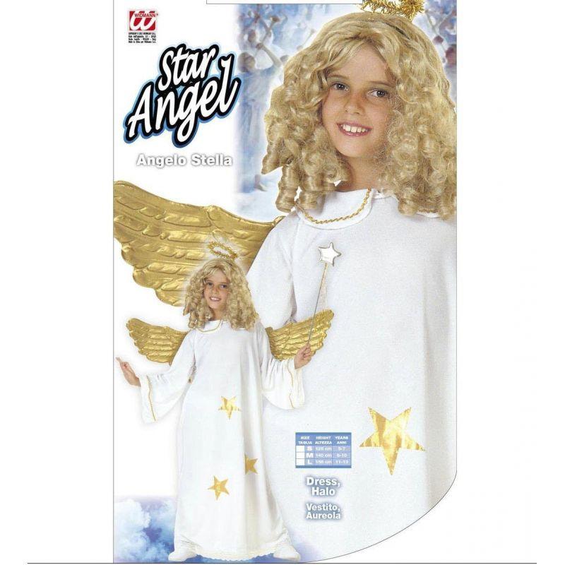 ... Widmann 38187 - Kostým anjel 140 M 2dc2fb95eec