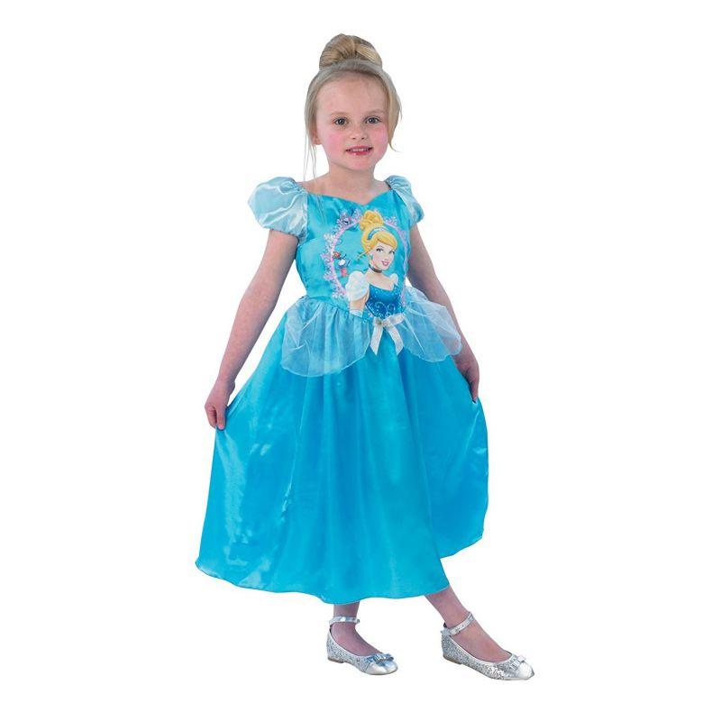9355af6d705f Rubies 889550L - Kostým princezná Popoluška 122 - 128
