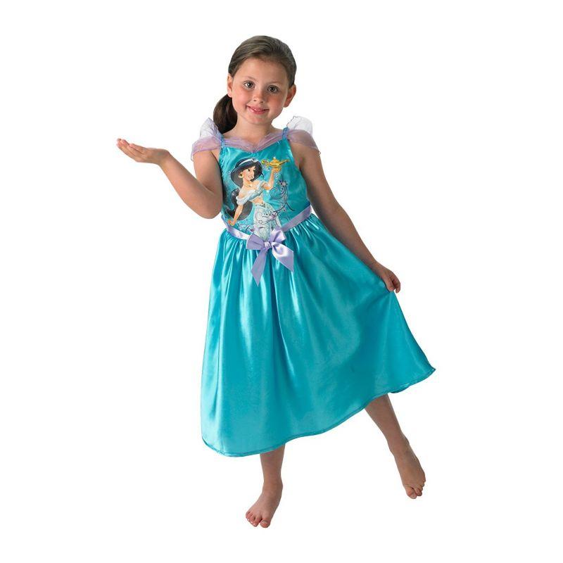 6c3c679c53b2 Rubies 888799 - Kostým Disney princezná Jasmin 98-104