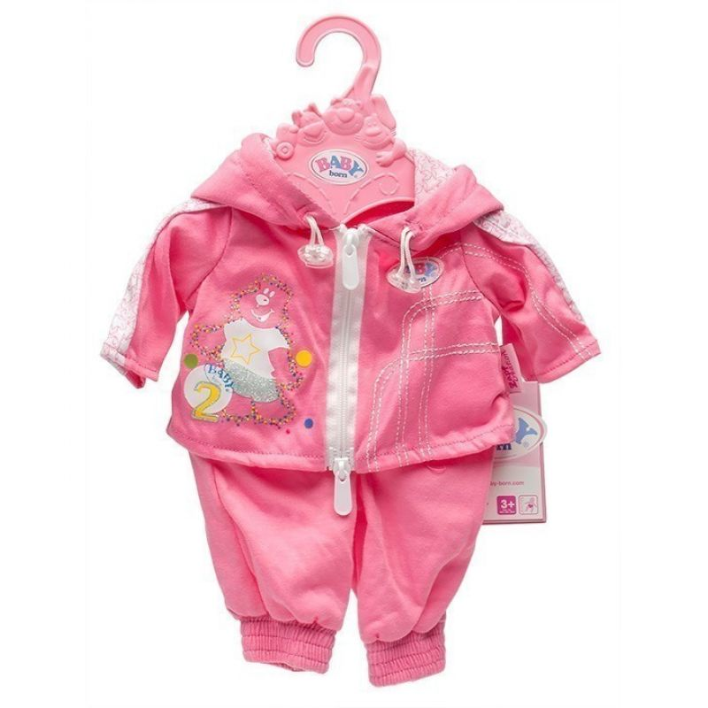 25caf0a42697 Zapf Creation Baby Born 818466 Oblečenie tepláková súprava ...
