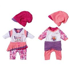 e8bd3fc74589 Zapf Creation Baby Born 821008 - Oblečenie s čiapočkou