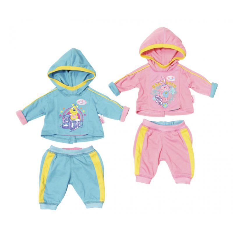 a5aa1befbd265 Zapf Creation 823774 Baby Born Tepláková súprava | Značkové detské ...