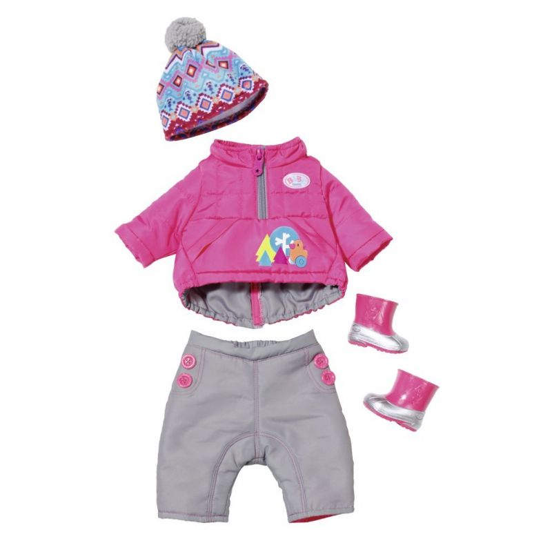 Zapf creation 823811 Baby Born Zimná súprava  dfdb59b1986