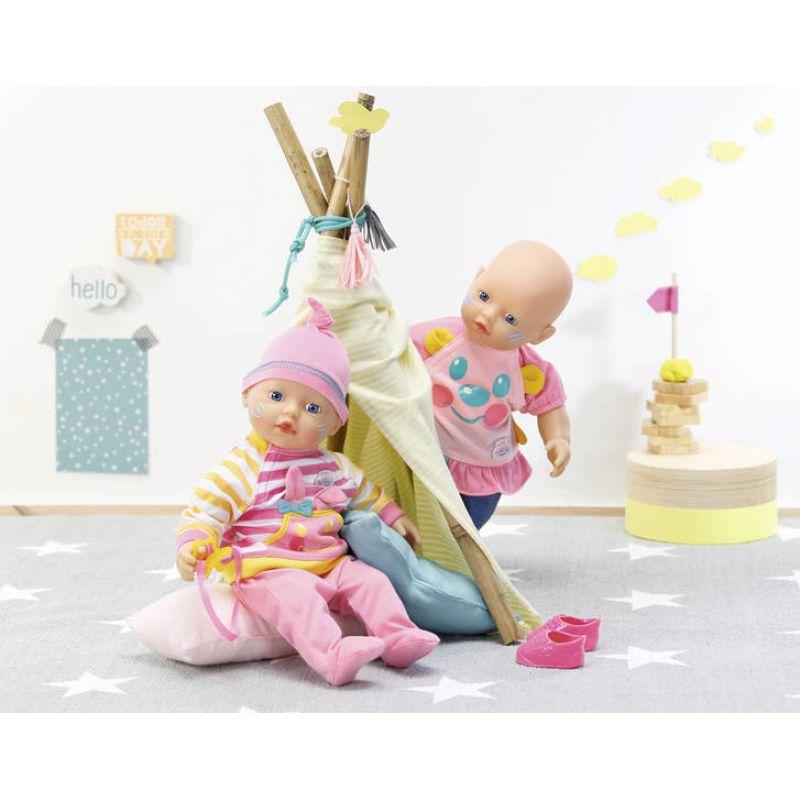 fe822a557fd9 Farba  Ružová · Zapf creation 825419 BABY born ® My Little Roztomilé  oblečenie 32 cm ...