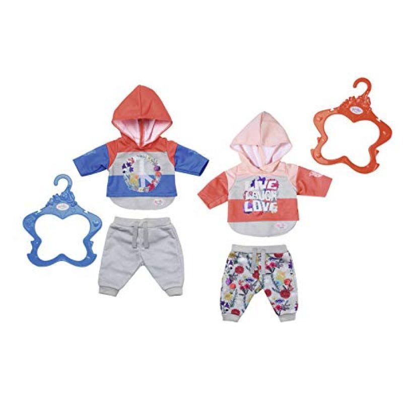 e735ea5764c6 Zapf Creation Baby Born 826980 Oblečenie tepláková súprava ...